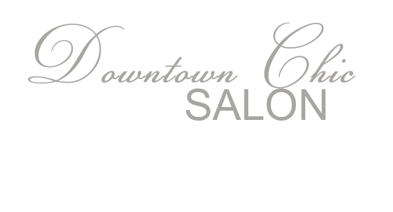 Downtown Chic Salon logo