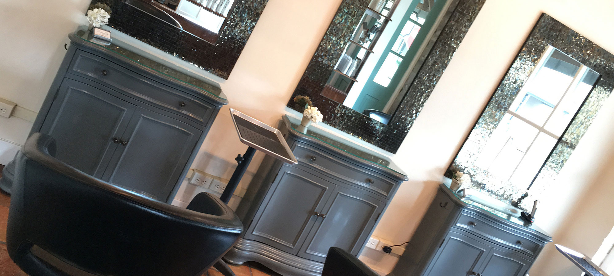 Our Beauty Salon is located in Historic Downtown Covington, Louisiana
